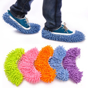3 Pack- Dust Mop Slippers Comforable Shoes Floor Cleaner
