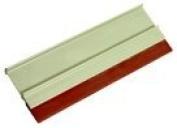 Speedball Medium Hard Fabric Plastic Handle Squeegee - Beige