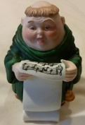 """Department 56 Merry Makers """"Sidney the Singer"""""""