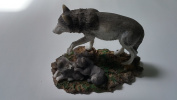 Lipco Wolves Figurine Decor