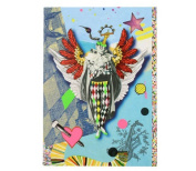 "Christian LaCroix Icare A6 6"" X 4.25"" Diecut Notebook"