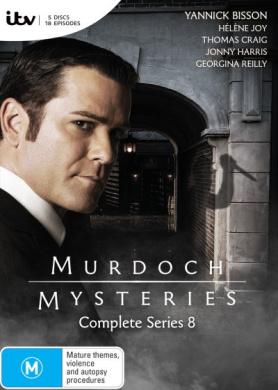 Murdoch Mysteries: Series 8