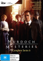 Murdoch Mysteries: Series 6 [Region 4]
