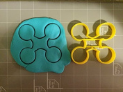 Drone Cookie Cutters