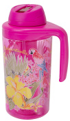 Cool Gear Margaritaville 1850ml Coolinear with Handle, Pink