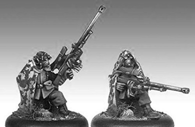Viridian Snipers (Imperial Guard)