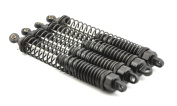 1/10 Oil Shocks Damper for Rc Crawlers Axial Truck 130mm 4pcs