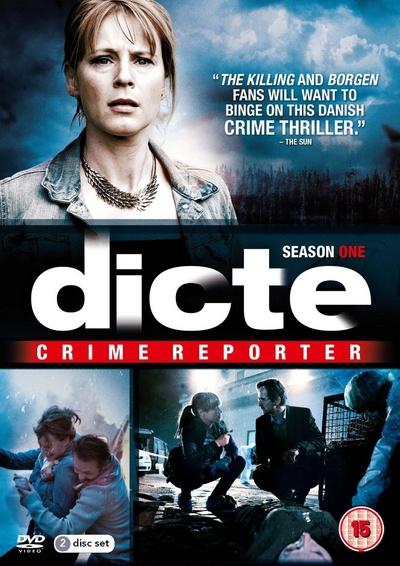 Dicte - Crime Reporter: Season One