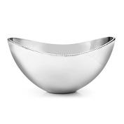 Nambe Braid Serving Bowl, Large by Nambe