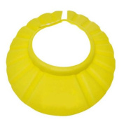 Baishitop Ultra-Soft Safe Shampoo Shower Cap, Bathing Protect Hat For Baby Children Kids