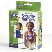 Baby Buddy Deluxe Security Harness, Tan