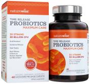 NatureWise Maximum Care Time-Release Probiotics