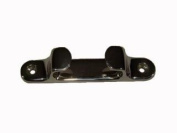 """Stainless Steel Boat Straight Chock 5"""" 127mm"""
