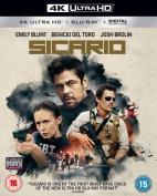 Sicario [Region B] [Blu-ray]