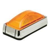 SEALED CLEAR Light-CHROME BASE-AMBER