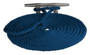 Sea Dog 1cm Twisted Nylon Dock Line, Blue, 3m