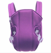 LifenewBaby Baby Carrier Backpack Sling Wrap with Detachable Child Carrier Hip Seat