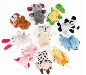 Finger Puppet Set Perfect Gifts for Kids Great for Developing a Child's Imagination and Creativity