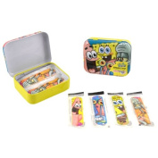 Dental Hygiene and Plasters aes000900 Plasters in Carton, Spongebob Squarepants Design