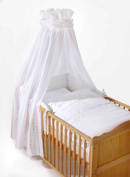 Easy Baby 400-82 Bed Set Laser White (