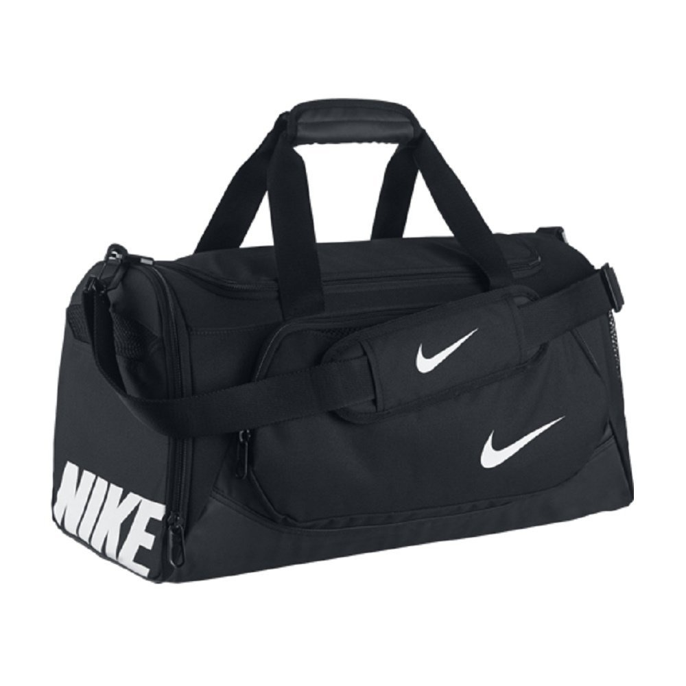 38b37509c3e3 Nike YA TT Sports Bag Gym Bag All Black by Nike - Shop Online for ...