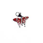 Charm Pendant Love Diamonds Ladies Your - Butterfly-