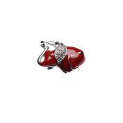Diamonds Ladies Pendant Charm Your Love - Elephant-