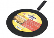 Kitchen King Heavy Duty Non-Stick Tawa/Chapati Pan Roti Tava 28cm 30cm