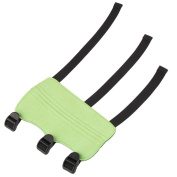 PIXNOR Archery Sports 3-strape Arm Guard Wrap Protector - Green