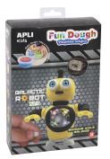 Apli Kids 14492 Kil-T Fun Dough Walk and Light up Robot Craft Kit