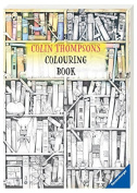 Ravensburger UK 2646 Colin Thompson Fantastic Adult Colouring Book