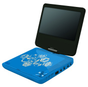 Lexibook DVDP6AV Avengers Portable Dvd Player With Car Adaptor And Remote