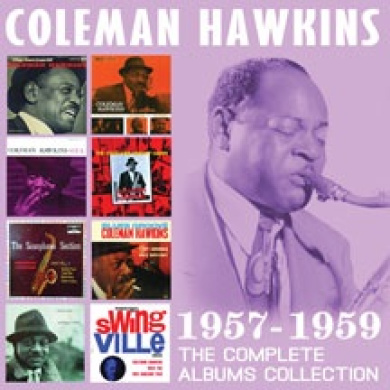 The Complete Albums Collection: 1957-1959 [Box]