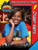 Vacation Bible School 2017 Vbs Hero Central Older Hero Reproducible Fun Pages