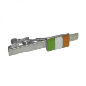 Irish Flag Tie Clip XT05