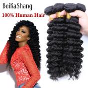 BeiKaShang Brazilian Deep Wave Virgin Hair brazilian virgin hair 4 Bundles And Brazilian Deep Curly Virgin Hair brazilian hair bundles 10x10x10x10