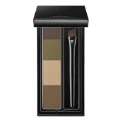 VISEE Colouring Eyebrow Powder Palette with Brush #BR-3