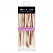 Artist's Choice Long Cotton Applicator Sticks, 0kg