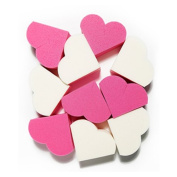 [Etude House ]My Beauty Tool Heart Sponge 20P