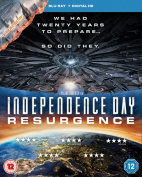 Independence Day: Resurgence [Region B] [Blu-ray]