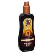 Australian Gold® 240ml Spray Gel with Instant Bronzer SPF 15