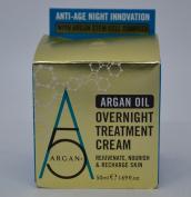 Argan Plus - Argan Oil Overnight Treatment Cream 50ml