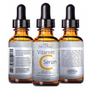 Vitamin C Serum 60ml (20%) with Vegan Hyaluronic Acid
