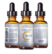 Vitamin C Serum 60ml (20%) with Vegan Hyaluronic Acid