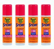 Banana Boat Sunscreen Sport Performance Sunscreen Stick - SPF 50, 15ml