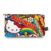 Loungefly x Hello Kitty Stickers Coin/Cosmetic Bag