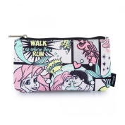 Loungefly x Ariel Comic Print Coin/Cosmetic Bag