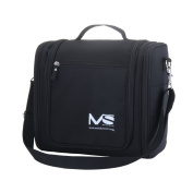 MelodySusie® Hanging Toiletry Bag / Travel Bag / Cosmetic Bag - A Great Choice of Big Size Waterproof Toiletry Organiser for Outdoor Activities