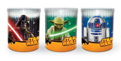 Cotton Buds Star Wars Classics Cotton Swab Canister 150's, 3 Count