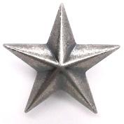 Star 3D Line 24 Snap Cap Antique Nickel 2.5cm 1265-90